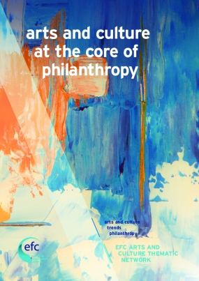 Arts and Culture at the Core of Philanthropy