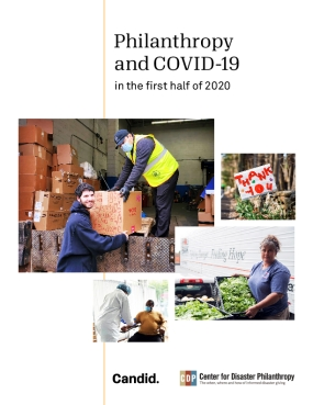 Philanthropy and COVID-19 in the First Half of 2020