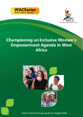 Championing an Inclusive Women's Empowerment Agenda in West Africa
